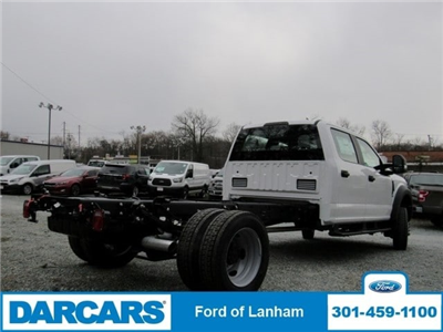 2018 F-550 Crew Cab DRW, Cab Chassis #287099 - photo 2