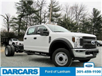 2018 F-550 Crew Cab DRW, Cab Chassis #287099 - photo 1