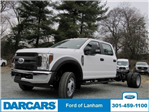 2018 F-550 Crew Cab DRW, Cab Chassis #287099 - photo 3