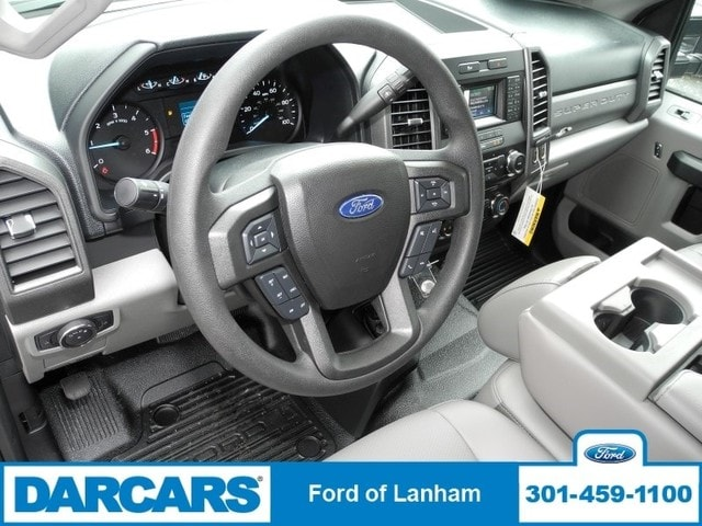 2018 F-550 Crew Cab DRW 4x4,  Cab Chassis #287100 - photo 10