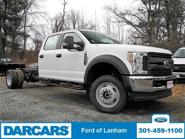 2018 F-550 Crew Cab DRW 4x4,  Cab Chassis #287100 - photo 3