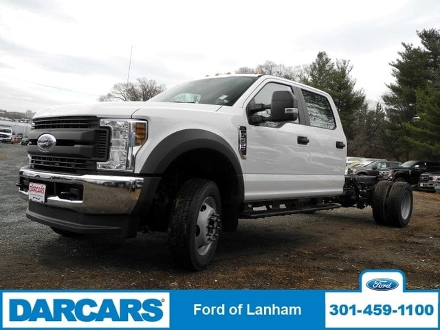 2018 F-550 Crew Cab DRW 4x4,  Cab Chassis #287100 - photo 4