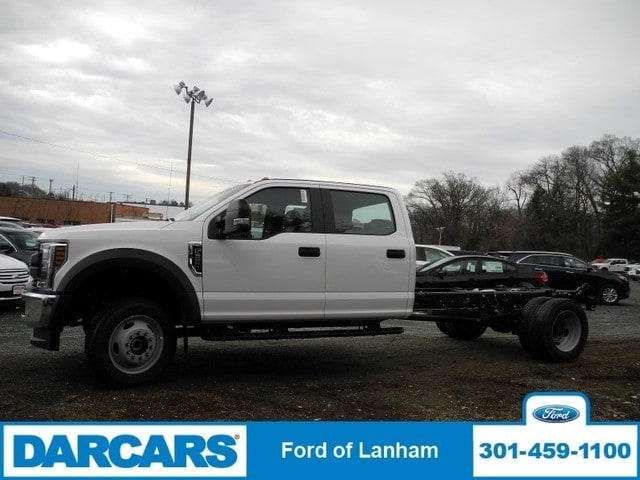 2018 F-550 Crew Cab DRW 4x4, Cab Chassis #287100 - photo 5