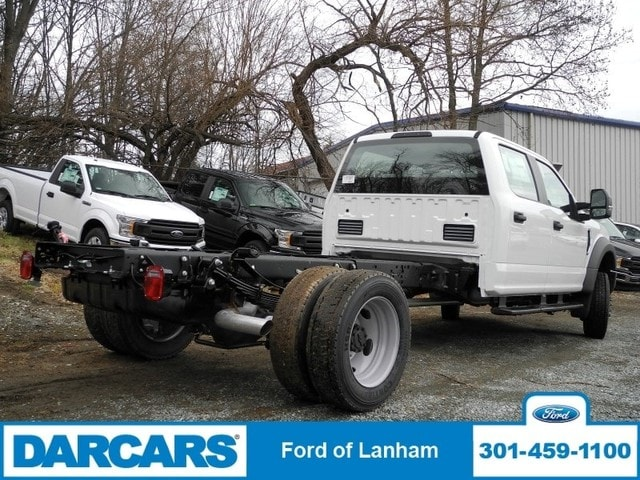2018 F-550 Crew Cab DRW 4x4, Cab Chassis #287100 - photo 2