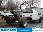 2018 F-550 Crew Cab DRW 4x4, Cab Chassis #287100 - photo 1