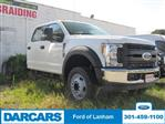 2018 F-450 Crew Cab DRW 4x2,  Cab Chassis #287101 - photo 1