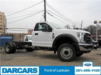 2018 F-450 Regular Cab DRW 4x2,  Cab Chassis #287103 - photo 3