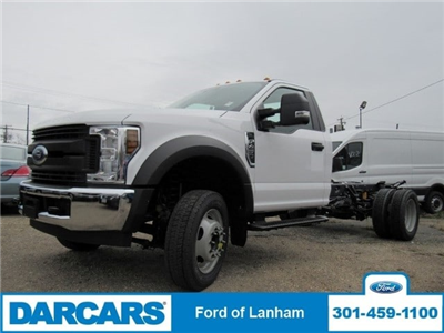 2018 F-450 Regular Cab DRW 4x2,  Cab Chassis #287103 - photo 5