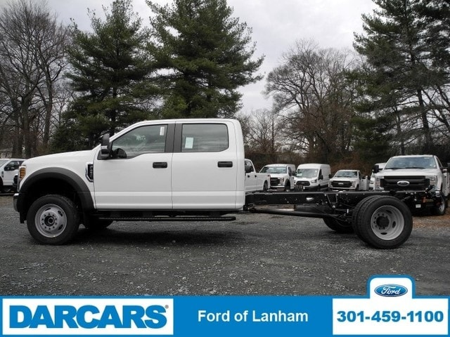 2018 F-450 Crew Cab DRW 4x4, Cab Chassis #287104 - photo 5