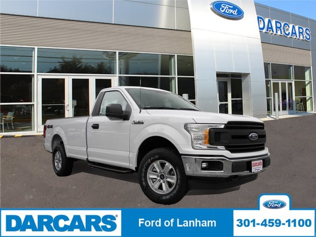 2018 F-150 Regular Cab 4x4,  Pickup #287107 - photo 11