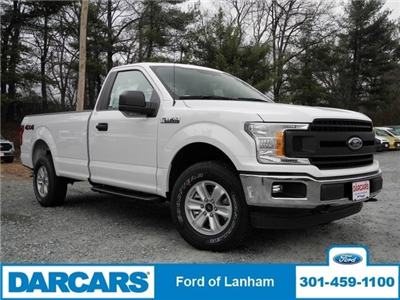 2018 F-150 Regular Cab 4x4,  Pickup #287107 - photo 1