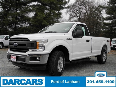 2018 F-150 Regular Cab 4x4,  Pickup #287107 - photo 3