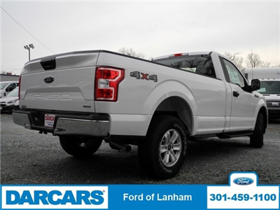 2018 F-150 Regular Cab 4x4,  Pickup #287107 - photo 2