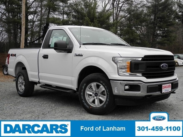 2018 F-150 Regular Cab 4x4, Pickup #287108 - photo 3