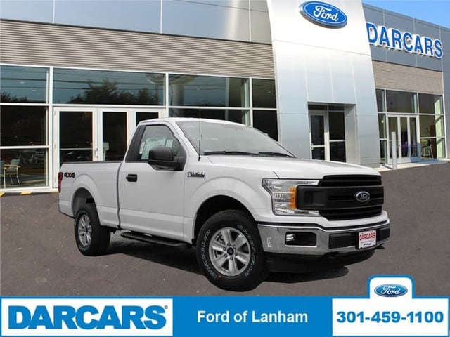 2018 F-150 Regular Cab 4x4, Pickup #287108 - photo 1
