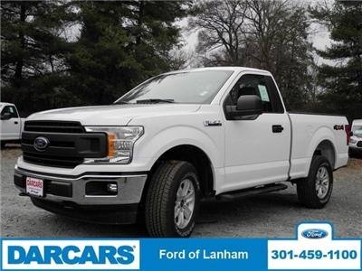 2018 F-150 Regular Cab 4x4, Pickup #287108 - photo 15