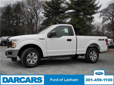 2018 F-150 Regular Cab 4x4, Pickup #287108 - photo 4