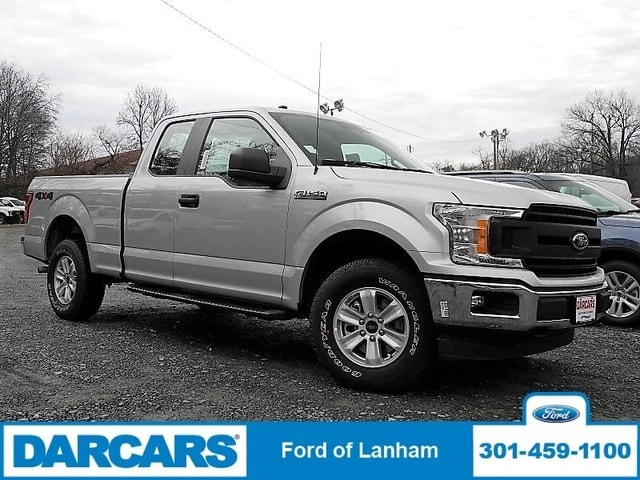 2018 F-150 Super Cab 4x4, Pickup #287112 - photo 4