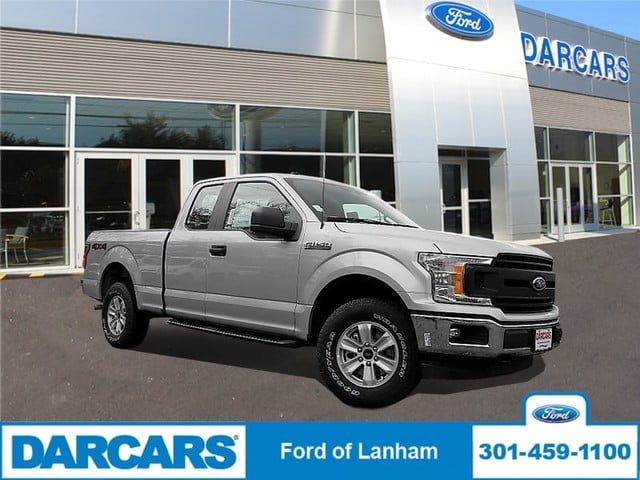 2018 F-150 Super Cab 4x4, Pickup #287112 - photo 1