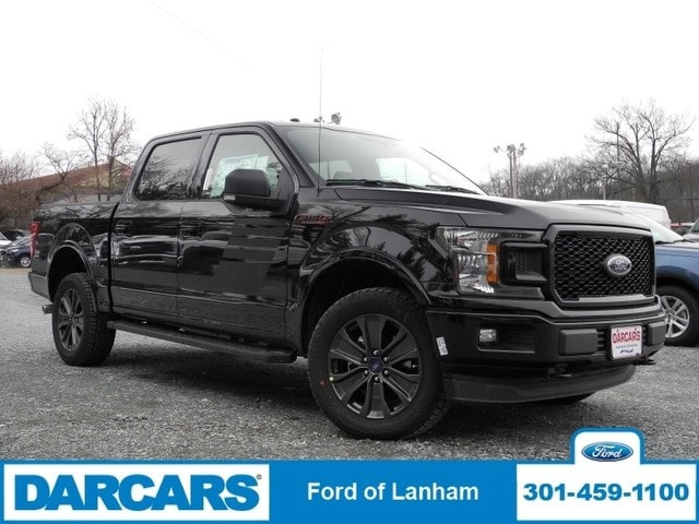 2018 F-150 SuperCrew Cab 4x4, Pickup #287123 - photo 3