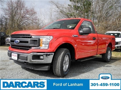 2018 F-150 Regular Cab 4x4, Pickup #287126 - photo 4