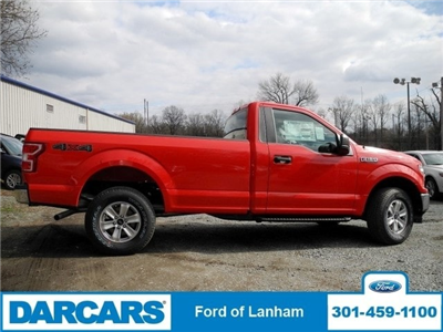 2018 F-150 Regular Cab 4x4, Pickup #287126 - photo 5