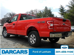 2018 F-150 Regular Cab 4x4, Pickup #287126 - photo 2