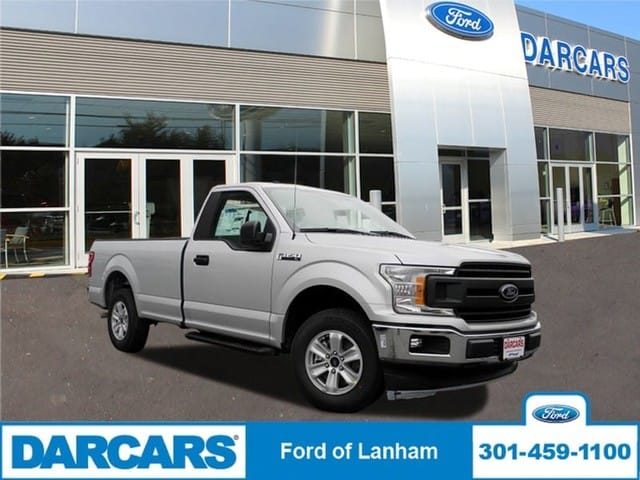 2018 F-150 Regular Cab 4x2,  Pickup #287127 - photo 1