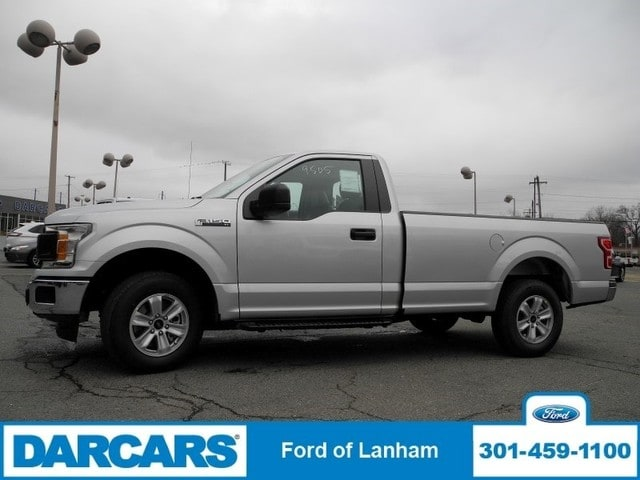 2018 F-150 Regular Cab, Pickup #287127 - photo 4