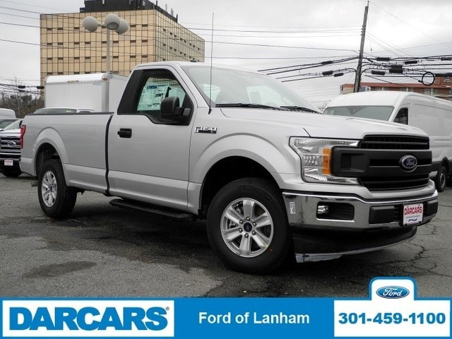 2018 F-150 Regular Cab, Pickup #287127 - photo 21