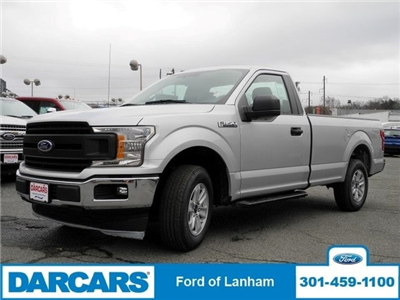 2018 F-150 Regular Cab 4x2,  Pickup #287127 - photo 3