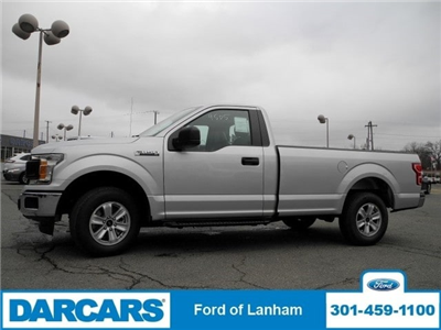 2018 F-150 Regular Cab 4x2,  Pickup #287127 - photo 4