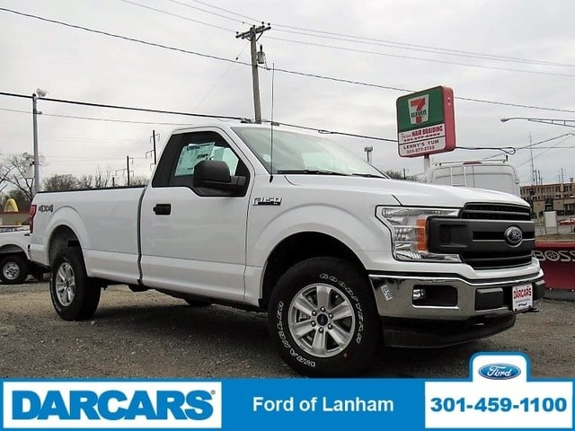 2018 F-150 Regular Cab 4x4,  Pickup #287132 - photo 3