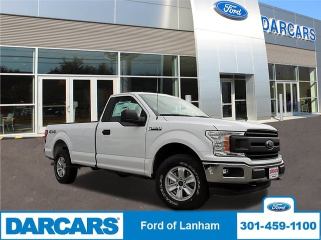 2018 F-150 Regular Cab 4x4,  Pickup #287132 - photo 1