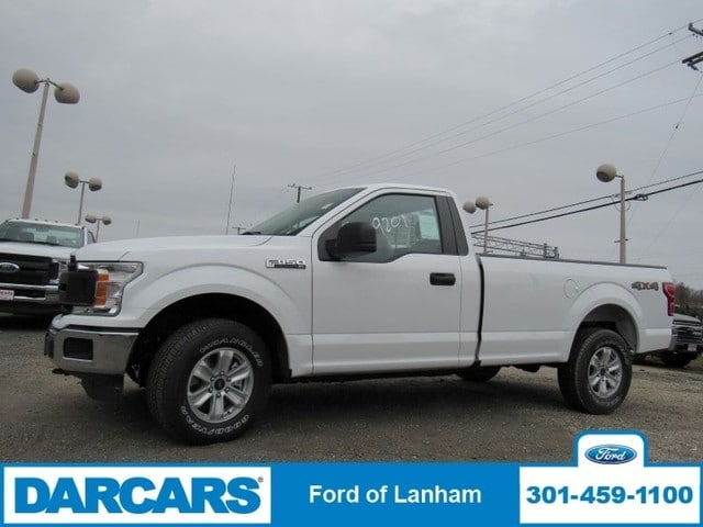 2018 F-150 Regular Cab 4x4,  Pickup #287132 - photo 5