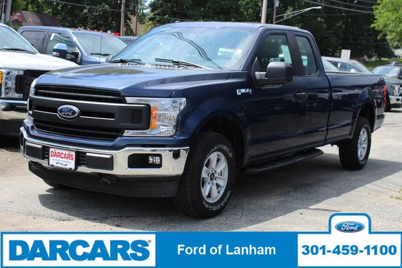 2018 F-150 Super Cab 4x4,  Pickup #287133 - photo 3