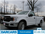 2018 F-150 Regular Cab 4x4,  Pickup #287137 - photo 3