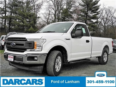 2018 F-150 Regular Cab 4x2,  Pickup #287138 - photo 3