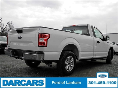 2018 F-150 Regular Cab 4x2,  Pickup #287138 - photo 2