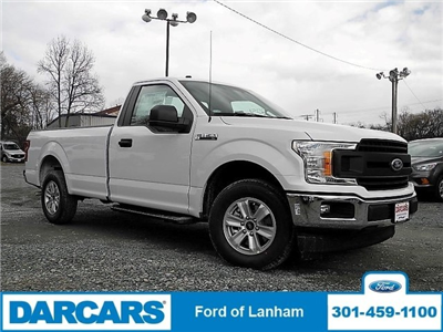 2018 F-150 Regular Cab 4x2,  Pickup #287138 - photo 4