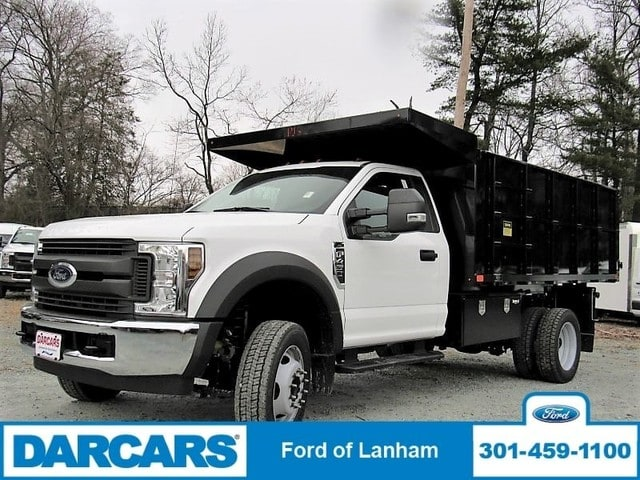 2018 F-450 Regular Cab DRW, Landscape Dump #287139 - photo 3