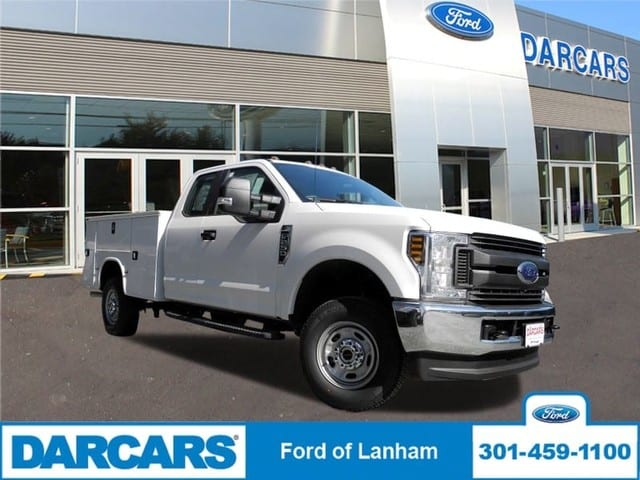 2018 F-250 Super Cab 4x4,  Knapheide Standard Service Body #287148 - photo 1