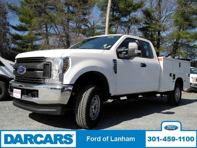 2018 F-250 Super Cab 4x4, Knapheide Service Body #287148 - photo 3