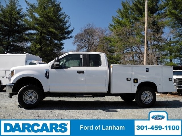 2018 F-250 Super Cab 4x4, Knapheide Service Body #287148 - photo 4
