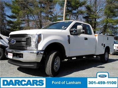 2018 F-250 Super Cab 4x4,  Knapheide Standard Service Body #287148 - photo 3