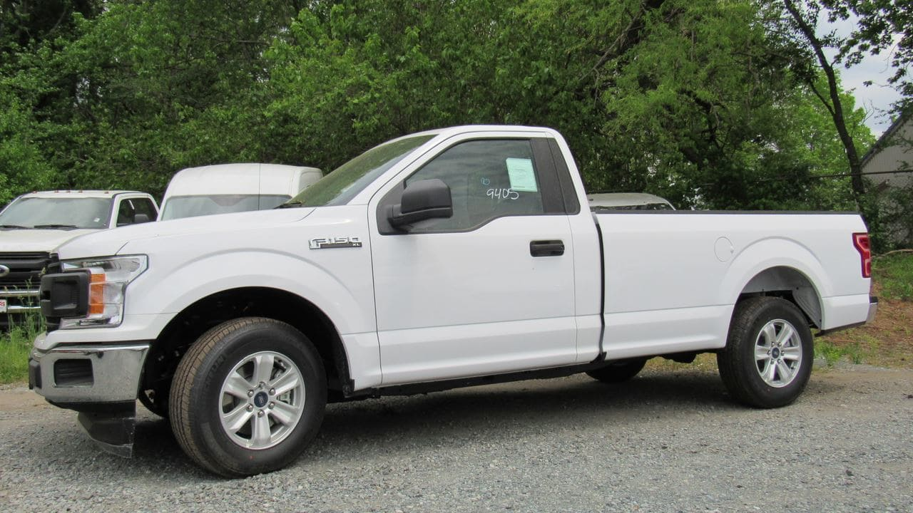 2018 F-150 Regular Cab 4x2,  Pickup #287168 - photo 4