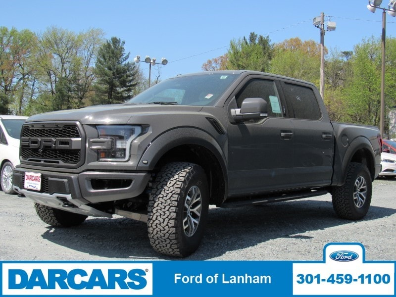 2018 F-150 SuperCrew Cab 4x4,  Pickup #287187 - photo 3