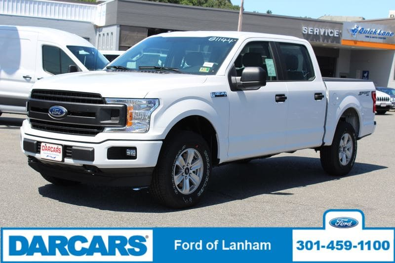 2018 F-150 SuperCrew Cab 4x4,  Pickup #287211 - photo 3