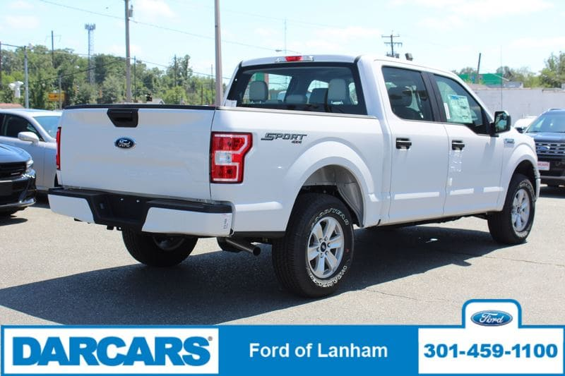 2018 F-150 SuperCrew Cab 4x4,  Pickup #287211 - photo 2