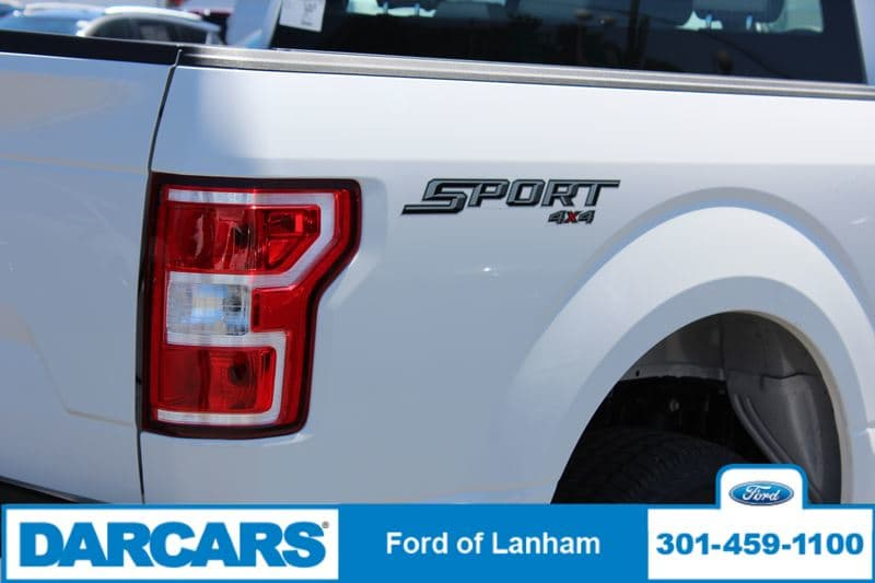 2018 F-150 SuperCrew Cab 4x4,  Pickup #287211 - photo 6